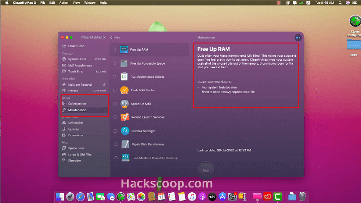 5 Reasons Why You Should Use Cleanmymac   Hackscoop
