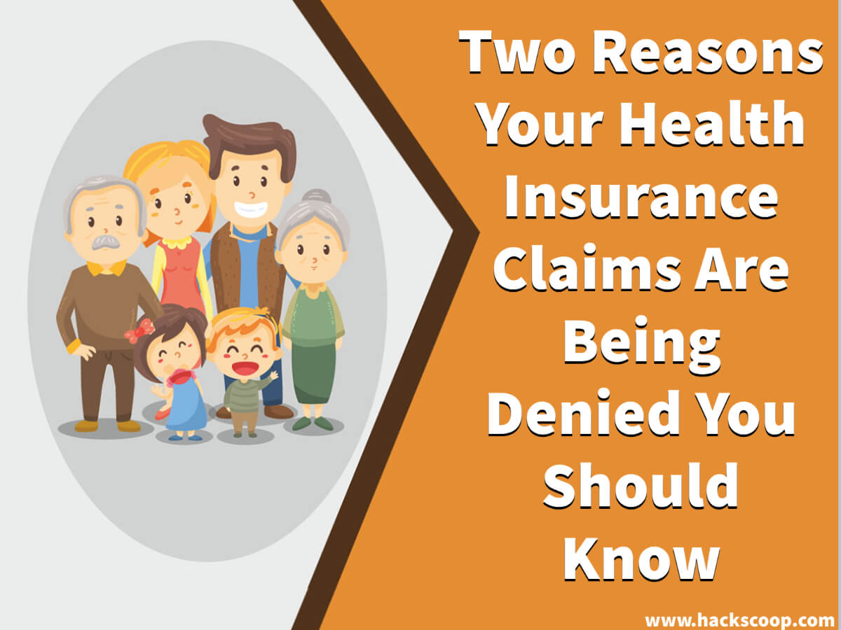 5 Unknown Reason of Health Insurance Claim is Rejected 2021