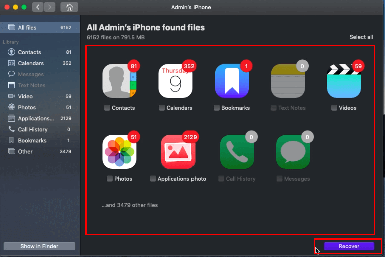 How to Recover Deleted/Lost Data From iPhone X,11,12 in 2021   Recover Data after reset and restore your iPhone