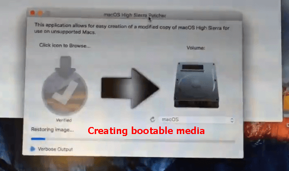How to make a bootable USB drive for macOS High sierra in 2021